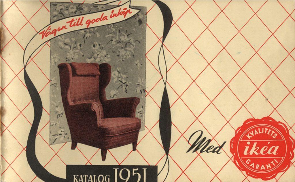 IKEA Katalog 1951
