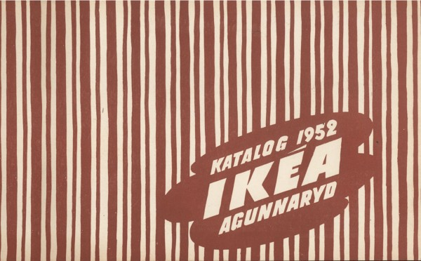 IKEA Katalog 1952