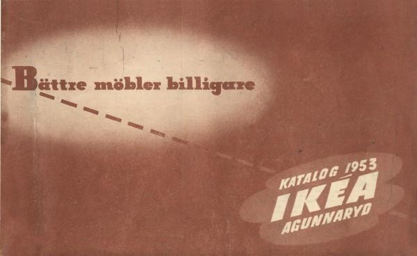 IKEA Katalog 1950