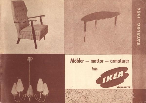 IKEA Katalog 50's