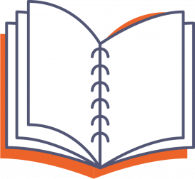 Kataloge mit Spiralbindung