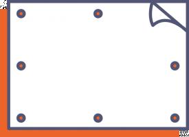 PVC-Banner zweiseitig