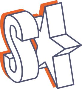 3D Buchstaben und Grafiken