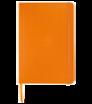 Notizbuch A5 mit buntem Hardcover mit Gummiband