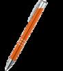 Metall-Kugelschreiber mit verchromten Elementen