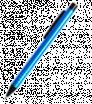 Metall-Kugelschreiber mit schwarzem Klipp