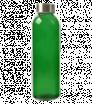Glasflasche aus buntem Glas 500 ml